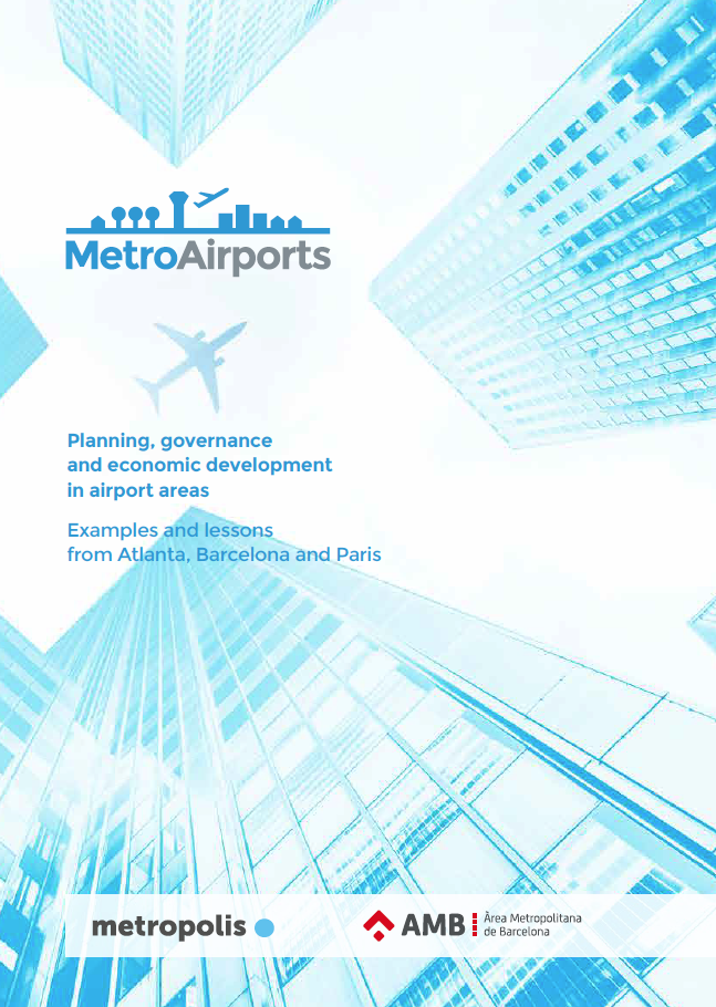 Planning, governance and economic development in airport