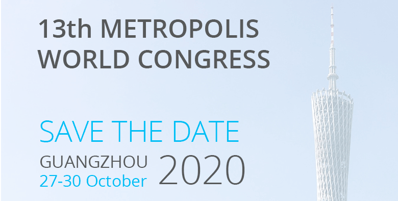 13th Metropolis World Congress