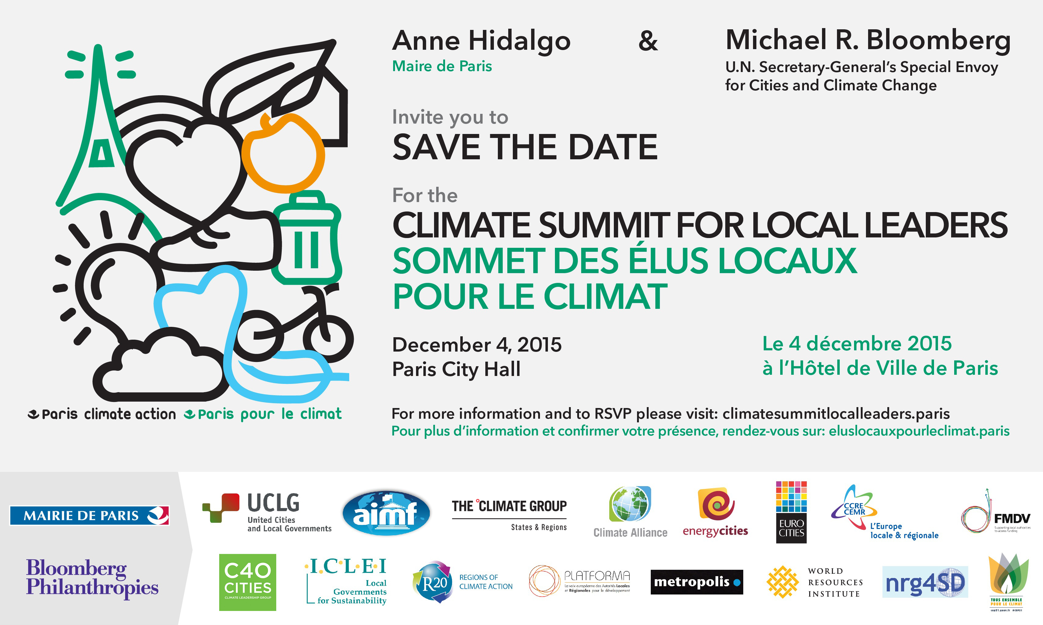 Climate Summit for Local Leaders