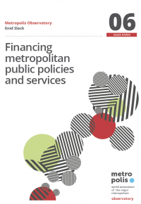Financing metropolitan public policies and services