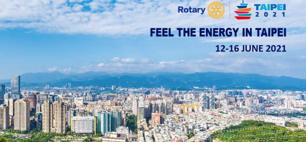 Rotary International Convention 2021