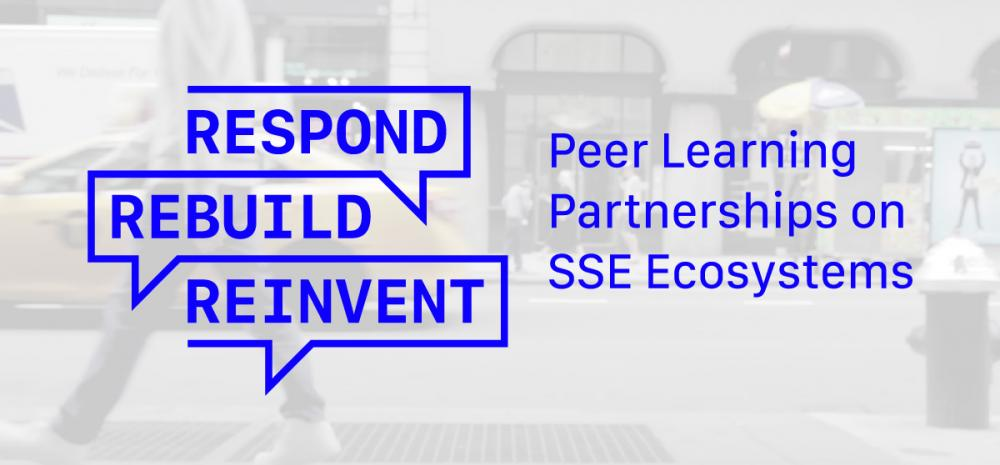 Peer Learning Partnerships on Social Solidarity Economy ecosystems