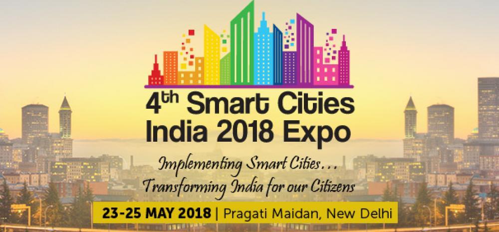 4th smart cities india 2018 expoSmart City India