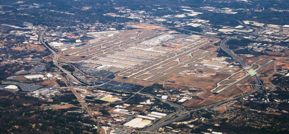 Atlanta Hartsfield Jackson Airport