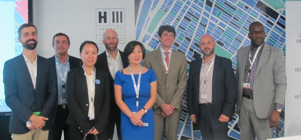 City Managers in Habitat III