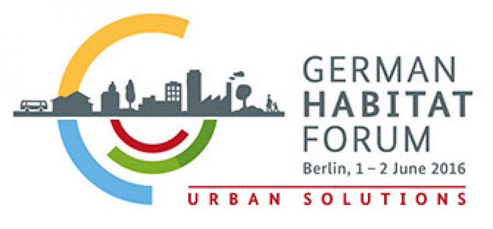 German Habitat Forum 2016