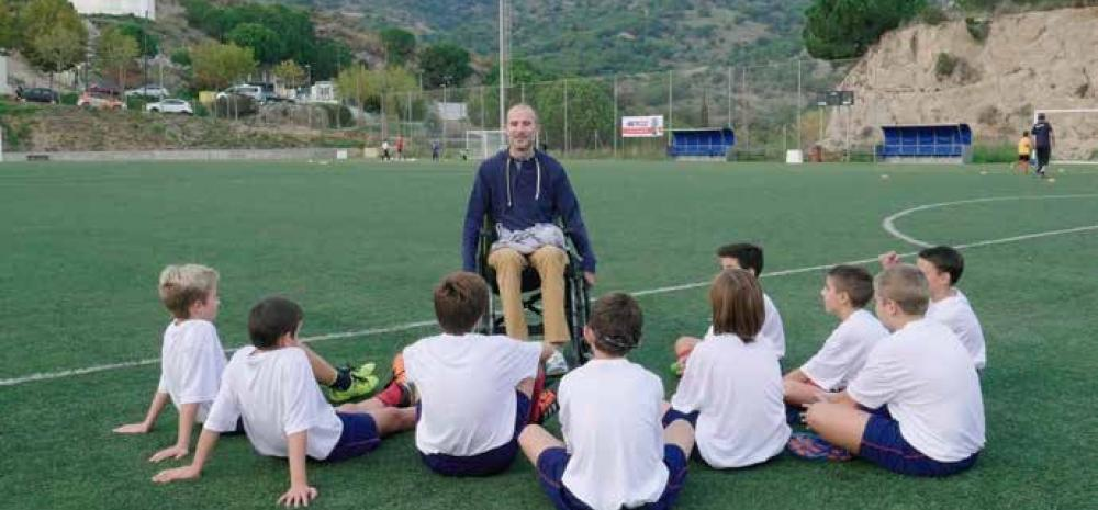 Deporte e inclusión socialFutbol limpio - deporte e inclusión socialiniciativa metropolis