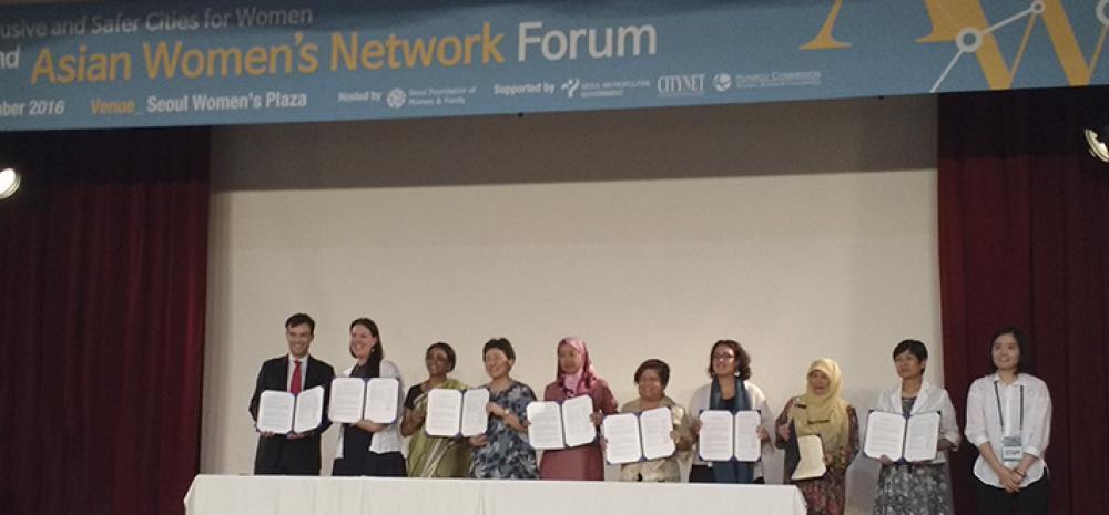 2nd Asian Women's Network Forum