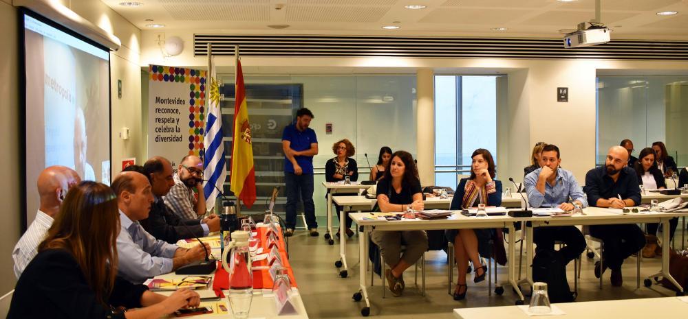 Interseccionalidad en las políticas LGBTI metropolitanasInterseccionalidad en las políticas LGBTI metropolitanas - Buenos Aires