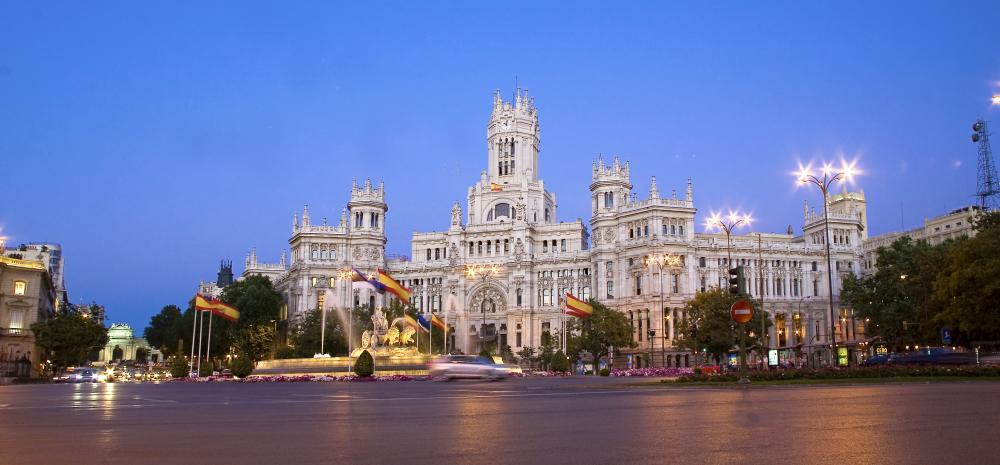 Madrid puente perraultMadrid