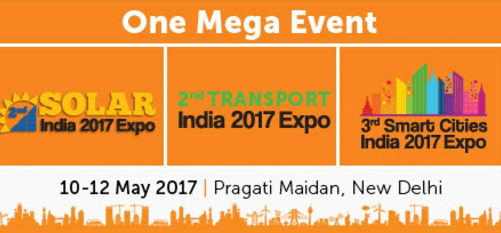 One Mega Event / 3rd Smart Cities India 2017 expo