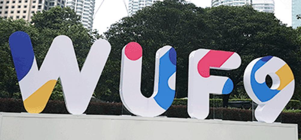 World Urban Forum 9