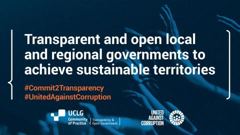 Transparency commitment