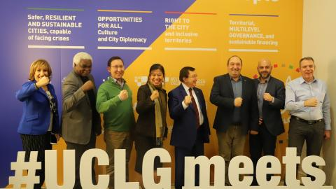 UCLG Meets