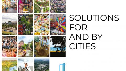 Solutions for and by cities